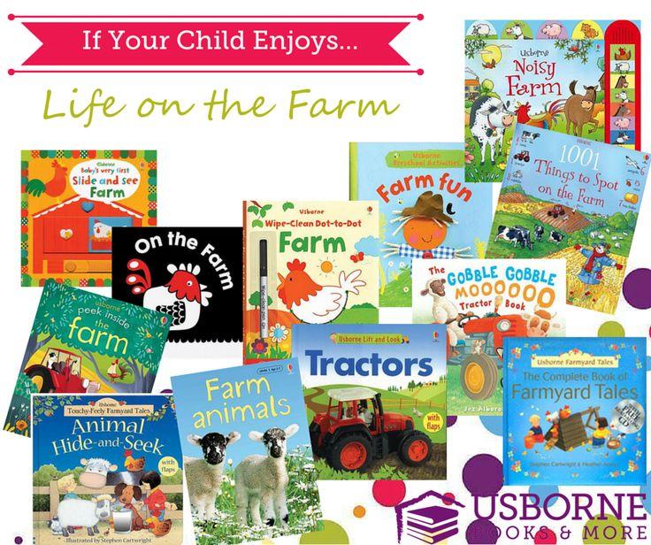 Best of Usborne Farm Books