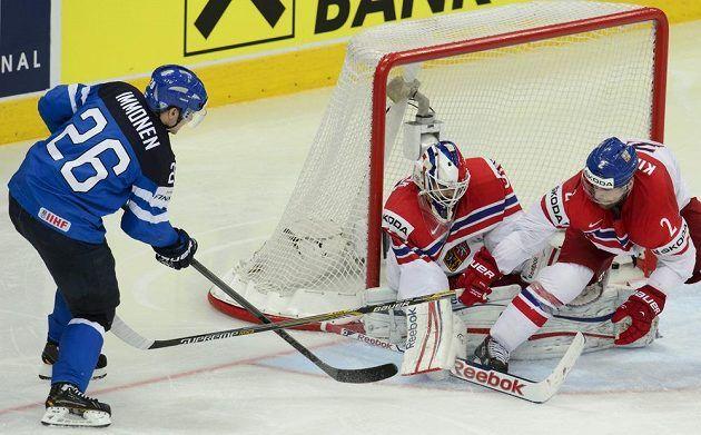 Czech Republic x Finland 0:3 (MS 2014)