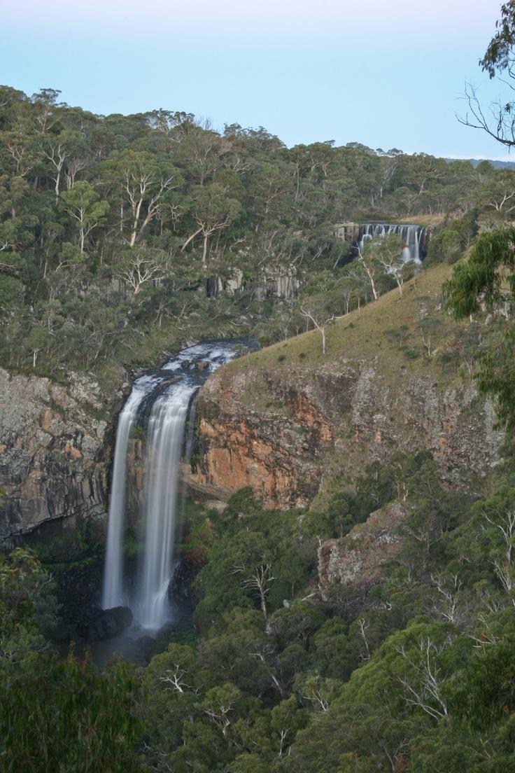 Ebor Falls, Ebor, NSW