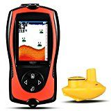 LUCKY FF1108-1CW Wireless Sonar Fishfinder