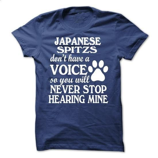 Japanese Spitz - #t shirt #cheap shirts. SIMILAR ITEMS => https://www.sunfrog.com/Pets/Japanese-Spitz-69445965-Guys.html?60505