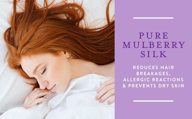 Mulberry Silk Pillowcases   The Most Beneficial Fibre For Your Hair & Skin…