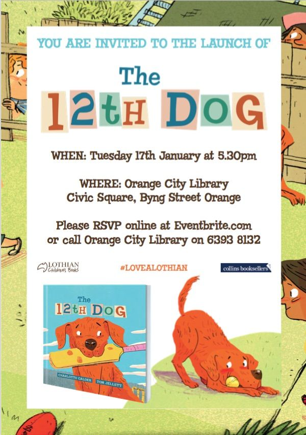 All welcome! Big turnout expected, but the real Arlo devastated - he's not allowed to attend :(