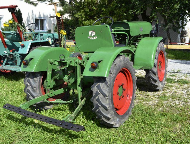 BTG Allrad Traktor