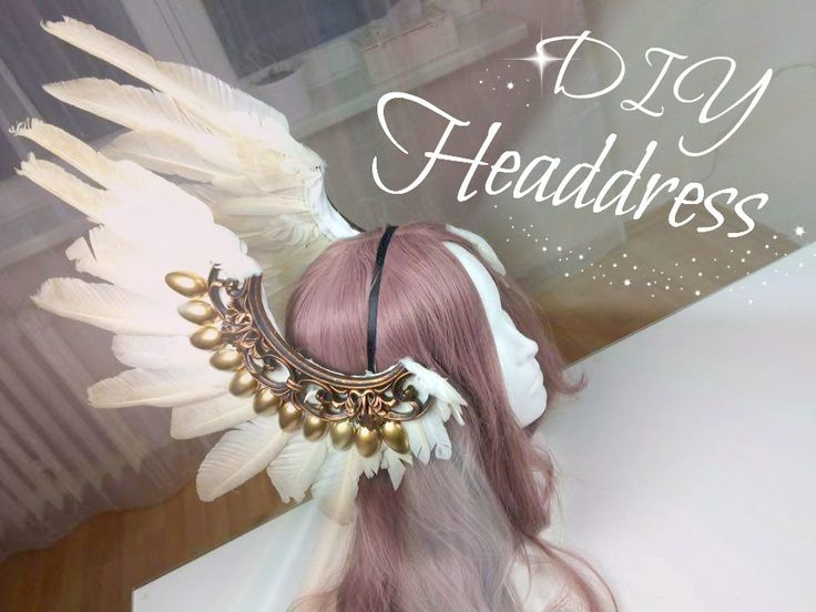 diy headdress - Google Search