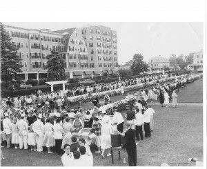 The New Ocean House, Swampscott, MA, was the site of many fraternity and sorority conventions. http://wp.me/p20I1i-xN