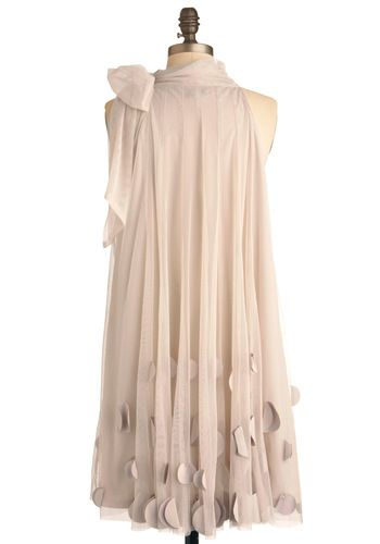 I keep staring at this dress... I should just buy it already, right?? All Neutral Dress, #ModCloth