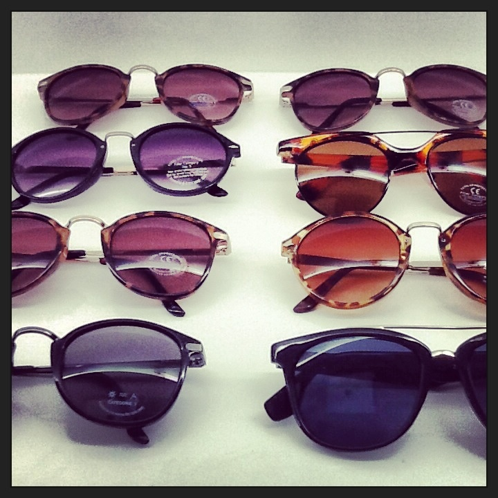 Sun glass vintage by enmode
