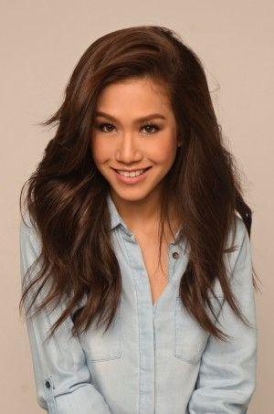Rachelle Ann Go, a Filipina, as Fantene in Les Miserables Manila