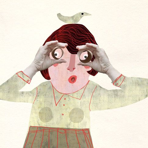 I see, I see, what you don't see... | Red Cheeks Factory / Nelleke Verhoeff
