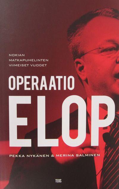Operaatio Elop: Nokian matkapuhelinten viimeiset vuodet