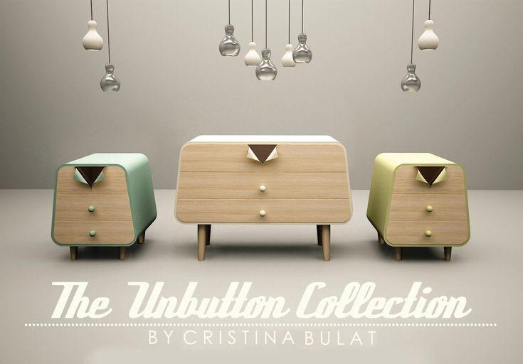 Unbutton Collection by Cristina Bulat