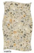 Exposed Aggregate in Wattle by Stone Perfect www.stoneperfect.com.au