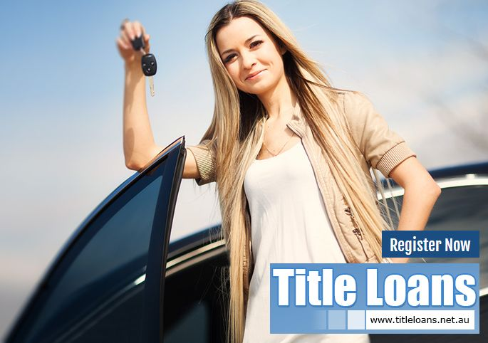 Car title loans are a brilliant way to find quick funds for a large purchase or payment they are small loans against the title of the owner's motor vehicle.http://www.titleloans.net.au/title_loans_on_car.html