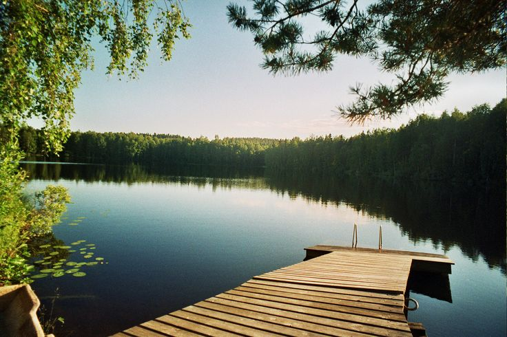 Have some platform with that lake | Flickr - Photo Sharing!