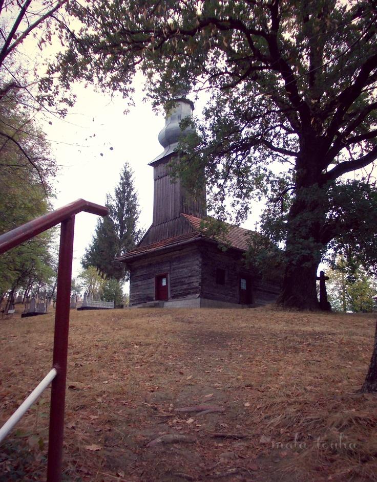 Zarand Land-Ionesti wooden church (XVIII century)