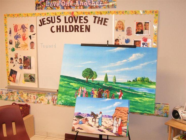 Childrenu0027s Sunday School Room Part 37