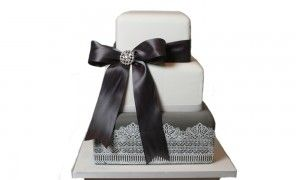 Wedding Cake Voucher By 3D Cakes