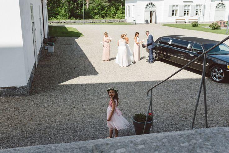 Julia Lillqvist | Nina and Benjamin | bröllop Korsholms kyrka…
