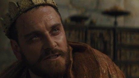 CNN's Max Foster talks to actor Michael Fassbender about his role in a new Macbeth film that uses PTSD as a new twist in the Shakespeare classic story.