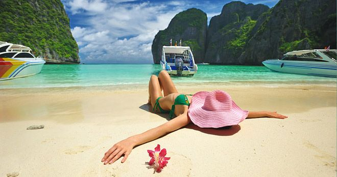 Phi Phi Islands Tour by Speedboat - Krabi Tours | Traveliss