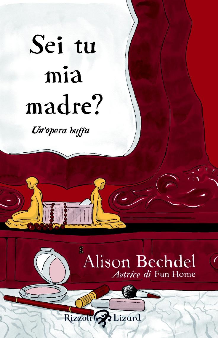È una storia sorprendente, ironica e commovente. È un fumetto. È un prontuario di scrittura. È un percorso sulla scoperta di sé attraverso la psicoanalisi. È il processo lungo e doloroso di separazione tra una figlia e una madre... (Chiara)