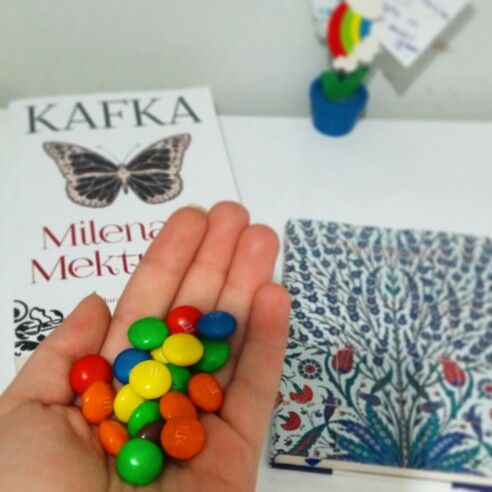 Milenaya Mektuplar-Kafka