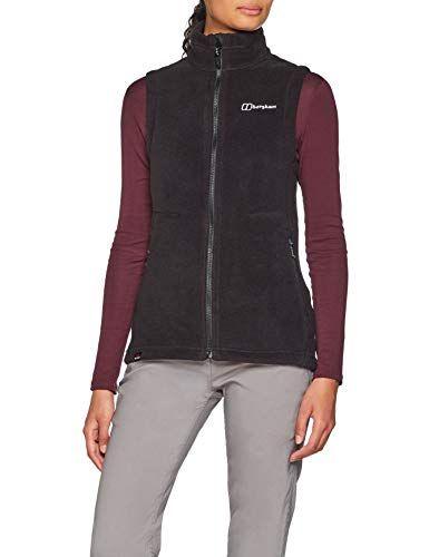 Berghaus Women s Prism Polartec Interactive Vest Fleece Jacket ... 5bdab0890907
