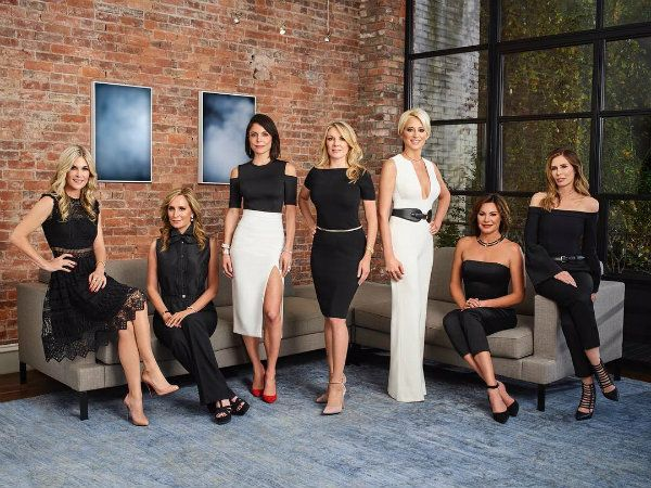 One big party this year in NYC will be Luann's wedding, but only one of the NYC housewives will be there.
