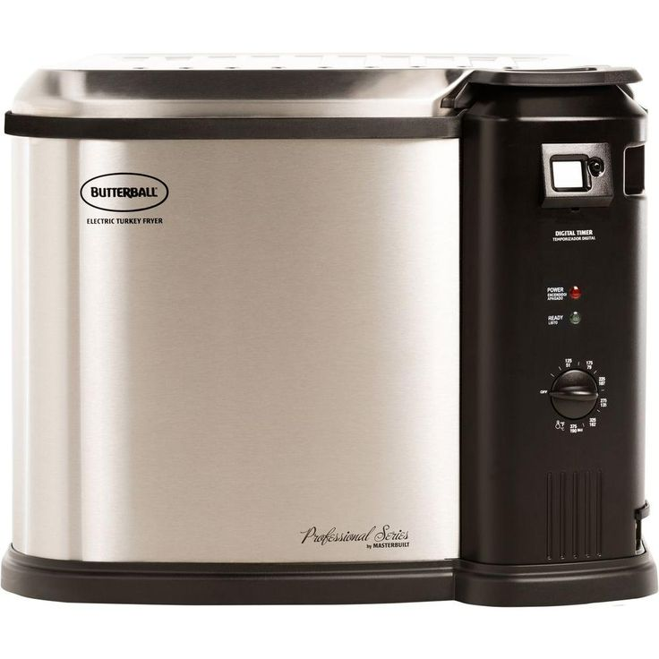 Butterball XL Electric Fryer, Stainless