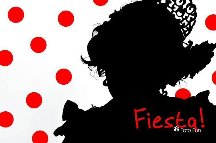 Manuela flamenca poster Fiesta