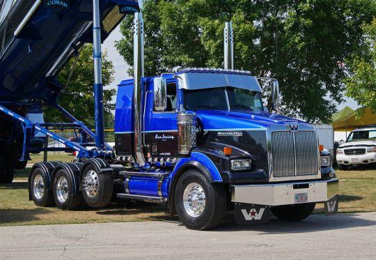 Western Star custom heavy haul