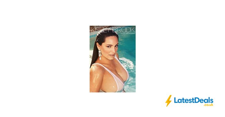 Kelly Brook Official 2018 Calendar £9.19 Each or 2 for £10 at Amazon UK
