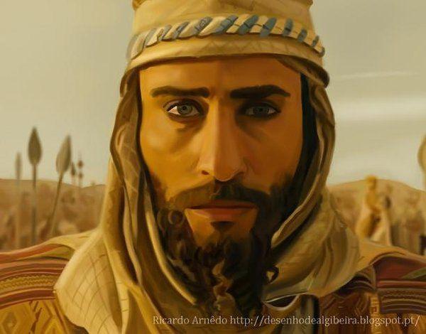 Screencap study Darius III of Persia by RickRichards