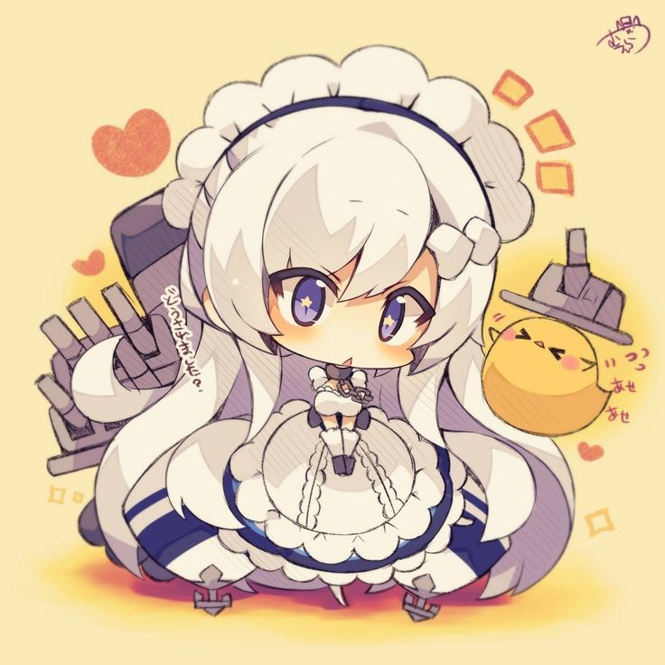Belfast Azurlane Culture Travel In 2020 Anime Chibi Anime Chibi #azurlane this is our official twitter. pinterest
