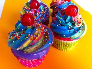 cupcake di carnevale by pandispagna