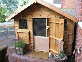 Outdoor Rabbit Housing Options - The Rabbit House