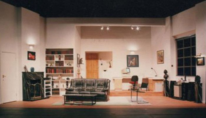 Revenge. Scenic design by Kerry Bradley.