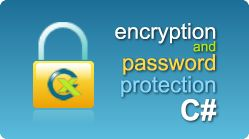 Export password protected Excel file and encrypt Excel file using EasyXLS library! XLS, XLSX, XLSM, XLSB file in .NET.  #EasyXLS #Excel #Encrypt #CSharp