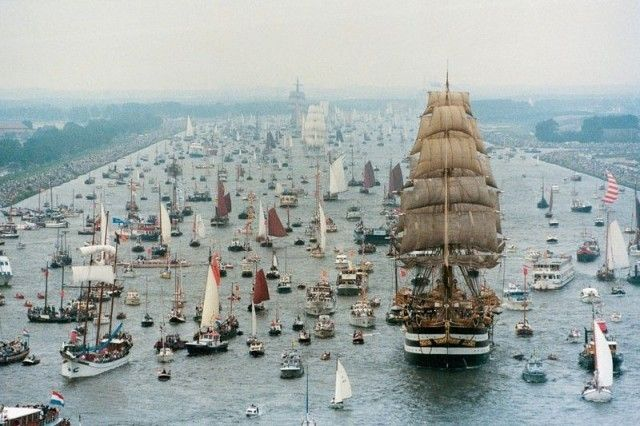 The greatest nautical spectacle in the world