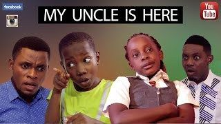 COMEDY VIDEO : MY UNCLE IS HERE (MARK ANGEL COMEDY) FT A.Y    This funny video is cool. kids and adults like it so much. Ay Mitchel Emmanuella and Mark Angel are something else.  Watch and download beneath :  Video Player  00:00  03:51  DOWNLOAD   comdey MARK ANGEL COMEDY