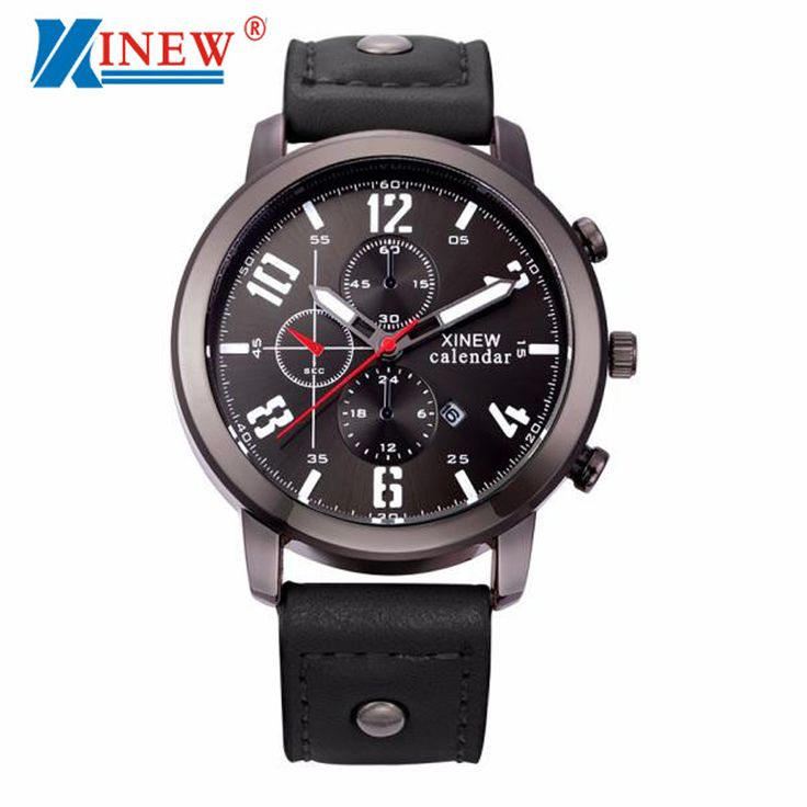 $4.37 (Buy here: https://alitems.com/g/1e8d114494ebda23ff8b16525dc3e8/?i=5&ulp=https%3A%2F%2Fwww.aliexpress.com%2Fitem%2FXINEW-Men-s-Watches-Leather-Stainless-Steel-Sport-Analog-Quartz-Date-Wrist-Watch-Waterproof-Watch-Men%2F32794451720.html ) XINEW Men's Watches Leather Stainless Steel Sport Analog Quartz Date Wrist Watch Waterproof Watch Men relogio masculino montres for just $4.37