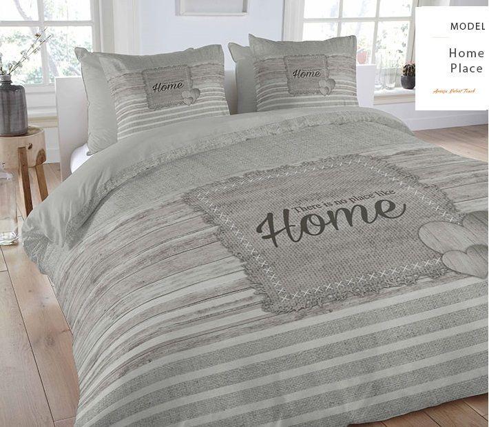 Nowoczesna szara pościel na łóżko