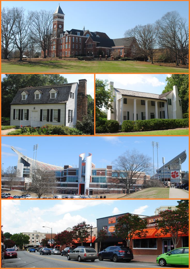 Clemson, South Carolina - Wikipedia