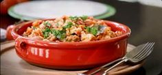 This Slimming World Syn-free chicken jambalaya recipe is a 'wow' dish if your having friends over.