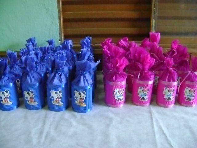 bolsitas de dulces de minnie mouse