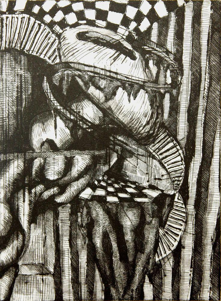 Abstraction, Jagoda Cerkiewnik on ArtStation at https://www.artstation.com/artwork/4RZ28
