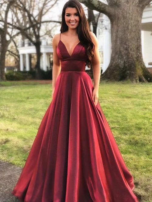 70290e369 Vestido marsala 2019: fotos, modelos e tendências | clothes ...