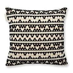 Madura Backgammon Decorative Pillow and Insert