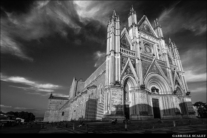Orvieto Cathedral | Gabriele Scalet Photography